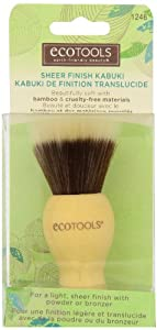 Ecotools Bamboo Finishing Kabuki, 0.15 Pounds (Pack of 2)