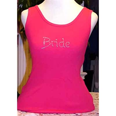 Bride tank, available at Amazon.com!