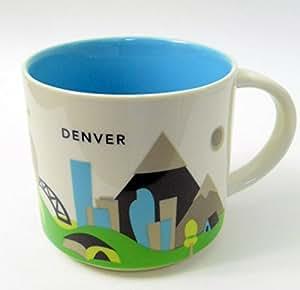 Starbucks Denver Travel Mug