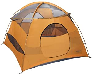 Marmot Halo 6-Persons Tent, Orange, One