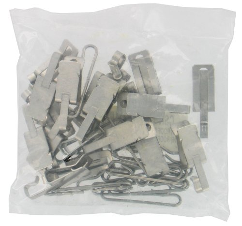 Check Out This Easy Heat CKS-12 Roof De-Icing Cable Spacers And Clips Kit