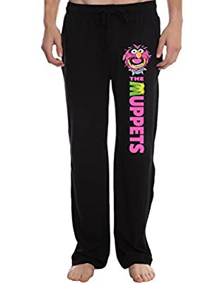 RBST Men's The Muppets animal head Running Workout Sweatpants Pants