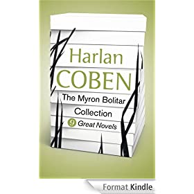 The Myron Bolitar Collection: 9 Great Novels (English Edition)