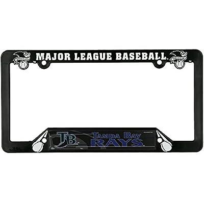 Tampa Bay Devil Rays - Logo License Plate Frame