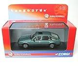 VAUXHALL CAVALIER CD MK2 1/43 VANGUARDS BLUE VA09802