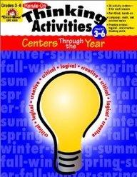 Hands-On Thinking Activities, Grades 3-6 - Teacher Resource Book
