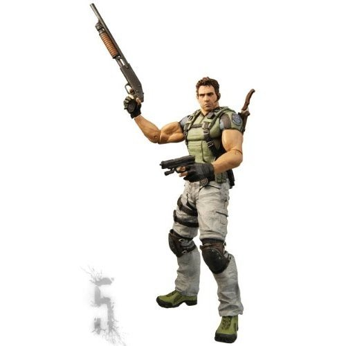 Resident Evil 5 Series 1- Chris Redfield Action Figure
