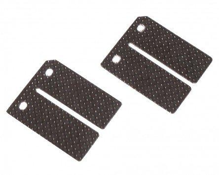 Plaquetas membrana de carbono para Piaggio