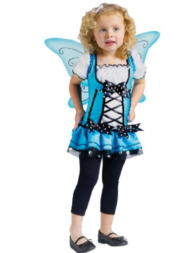 Bluebelle Fairy Toddler Costume front-937411