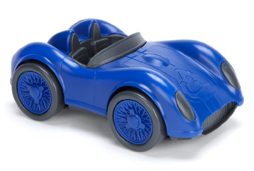 Green Toys Race Car-Blue