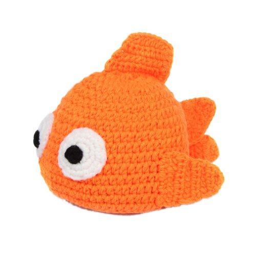 EOZY Baby Crochet Photography Photo Prop Costume 0-18 Months Cartoon Fish