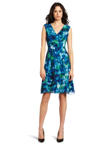 Jones New York Women's Wrap Dress