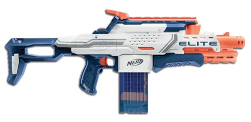 cam ecs 12 n strike elite pistolet nerf. Black Bedroom Furniture Sets. Home Design Ideas