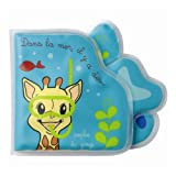Sophie the Giraffe Bath Bookby Vulli