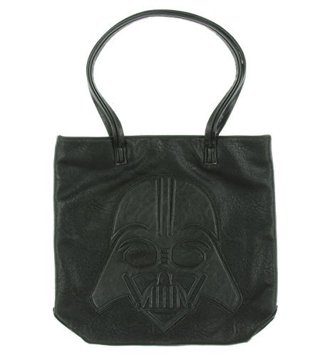 Loungefly Star Wars Darth Vader Large Black Tote Bag