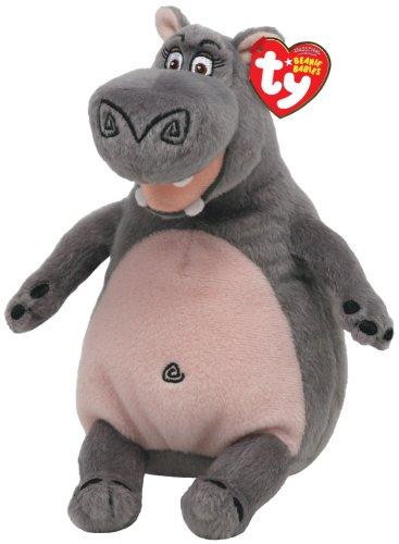 Imagen de IDAD Beanie Baby Madagascar - Gloria-Hippo