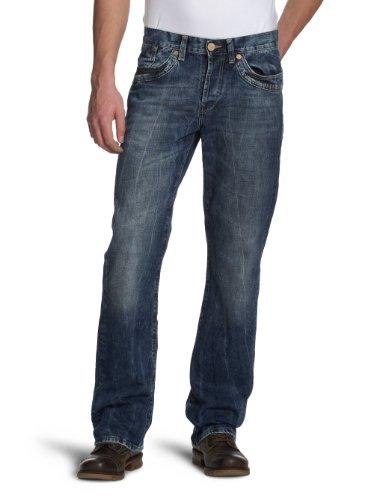 Cross Lorenzo Men's Long Trousers Blue  31/34