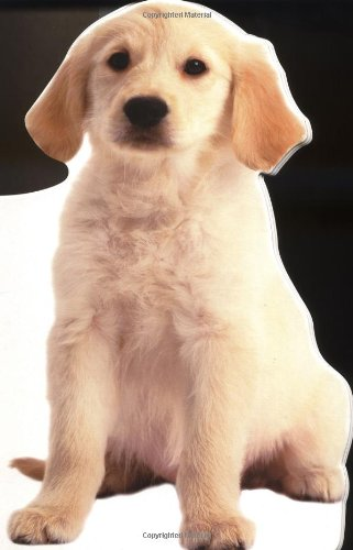 Jumbo Animal Shaped Board Book: Puppy