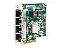 HP Ethernet 1Gb 4-port 331FLR - Network adapter - PCI Express 2.0 x4 - Gigabit Ethernet x 4 - for ProLiant DL360p Gen8, DL380p Gen8, DL385p Gen8