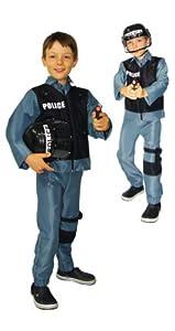 Cesar - F172-001 - Costume - Déguisement - Policier Boîte - 3 à 5 ans