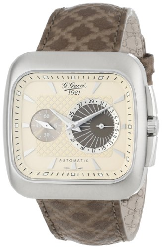 Gucci Men's YA131307 Gucci Coupe  Watch