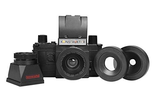 Lomography - Konstruktor Super Kit - construisez vous-même votre appareil photo 35mm SLR