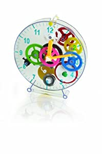DIY Children's First Puzzle Clock