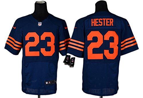 [Dpoing Men's Chicago Bears Devin Hester #23 football jerseys] (Matt Barkley Costume)