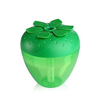 MOKAO Strawberry Home Aroma LED Humidifier Air Diffuser Purifier Atomizer