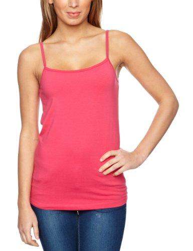 Jackpot Celine Women's Vest Bright Pink X-Small