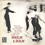 echange, troc John Coltrane - Wheelin' & dealin'