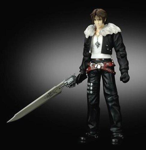 Final Fantasy VIII Squall Leonhart Action Figure (Squall Leonhart Action Figure compare prices)