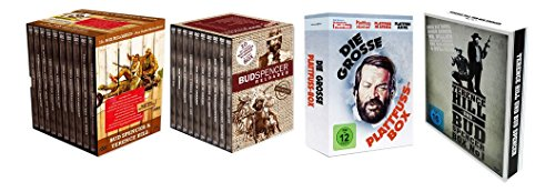 Bud Spencer & Terence Hill Boxen Bundle (28 DVDs)