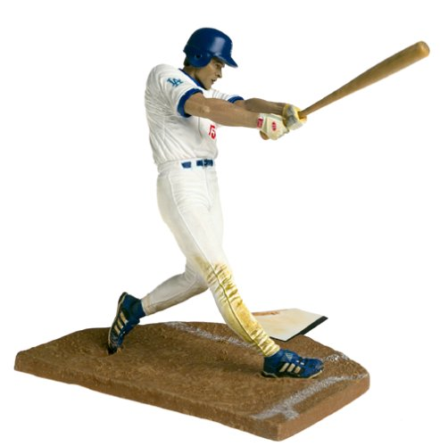 McFarlane Toys MLB Sports Picks Series 1 Action Figure Shawn Green (Los Angeles Dodgers) White Jersey - 1