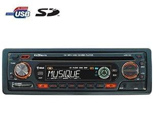 TOKAI Autoradio CD/MP3 USB/SD LAR 152: High tech