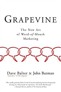 "Cover of ""Grapevine: The New Art of Word-..."