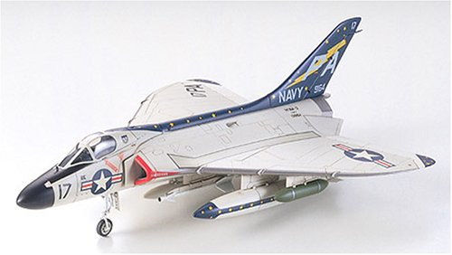 Tamiya Models F4D-1 Skyray Model Kit - 1