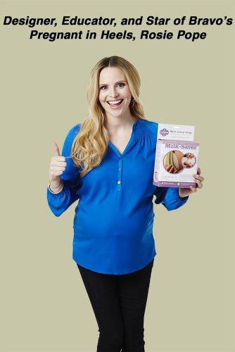 Milkies Milk-Saver Breast Milk Collector Storage BPA Free