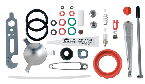 MSR Dragonfly Expedition Service Kit for Liquid-Fuel Stove