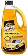 Armor All 10346 Ultra Shine Wash and Wax  64 oz.