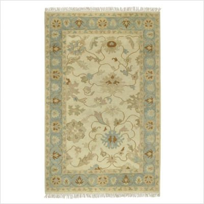Alexandria Montaza Hand-Knotted Wool Rug Size: 8 'x 11'