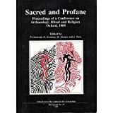 Sacred and Profane (0947816321) by Garwood, Paul