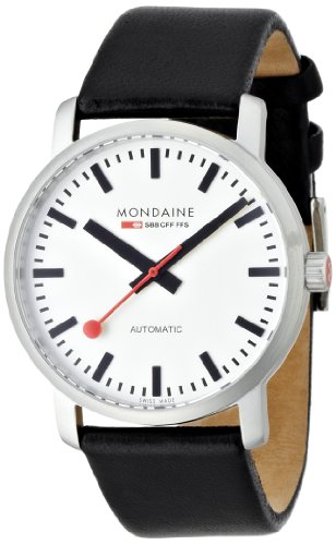 Mondaine Classic Vintage 41 Automatic Watch (Limited Edition of 500)