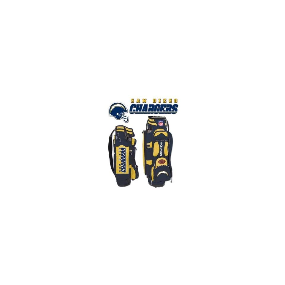 San Diego Chargers Cart Bag