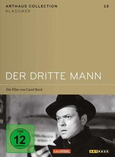 Der dritte Mann - Arthaus Collection Klassiker
