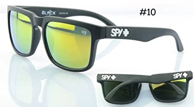Men's Womens Spy Helm Eyewear Retro Personalized Sunglasses Spy 1-10