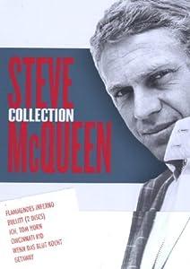 Steve McQueen Prestige Collection (7 DVDs in Metallbox)