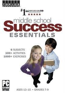 Middle School Success Essentials
