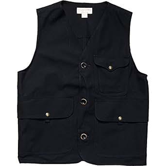 filson light work vest antique tin cloth. Black Bedroom Furniture Sets. Home Design Ideas