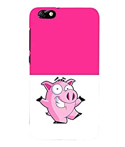printtech Cartoon Animation Design Back Case Cover for Huawei Honor 4X::Huawei Glory Play 4X